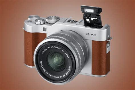 Lensa Fujifilm Mirrorless kamera mirrorless fujifilm x a5 didukung teknologi lensa