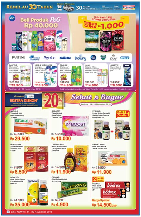 Harga Sunsilk Hair Vitamin Soft Smooth indomart archives promo dan voucher gratis