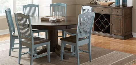 Pedestal Dining Room Set select by john thomas