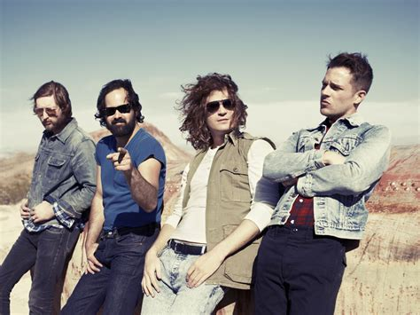 The Killers by The Killers Press Here Talent