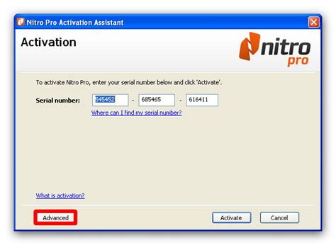 5 free serial number nitro pro 11 0 5 271 activation serial number