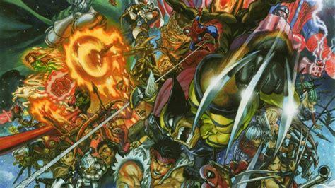 Marvel Vs Capcom Live Wallpaper by Free Marvel Vs Capcom Wallpapers
