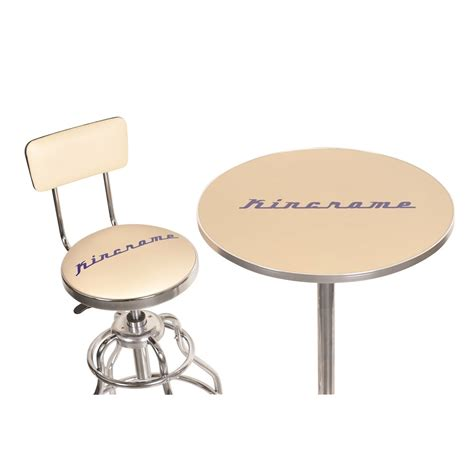Vintage Bar Table And Stools Retro Bar Table Stools Table 3 Kincrome Australia Pty Ltd Kincrome