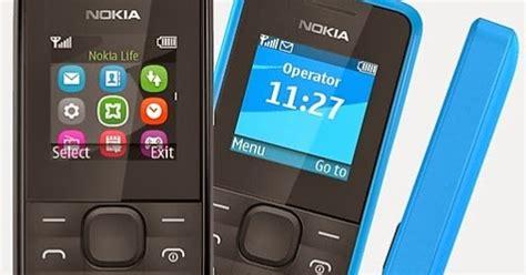 Pasaran Hp Nokia Tipe 105 harga hp nokia 105 nokia 107 nokia 108