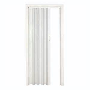 Vinyl Closet Doors Spectrum Vs4880h 4 1 4 In X 80 In White Vinyl Folding Closet Door Lowe S Canada