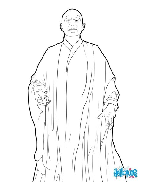 harry potter coloring book tutorial voldemort coloring pages hellokids