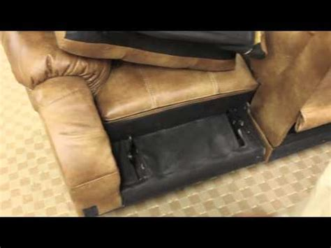 how to take back off recliner how to take the back off doovi