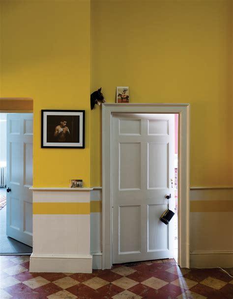 Couleur Mur Couloir by Peindre Couloir En Couleur L Astuce D 233 Co Parfaite