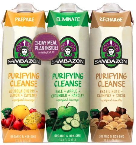 Gluten Free Detox Cleanse by Just Finished This 3 Day Cleanse Comes With A Gluten Free