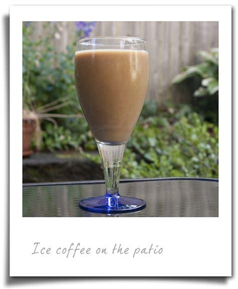 Cappucino Coffee Bean iced coffee using espresso coffee beans my