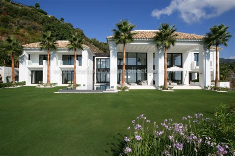 4 Bedroom Open Floor Plan by Elegant 5 Bedroom Villa In La Zagleta Luxury Villa