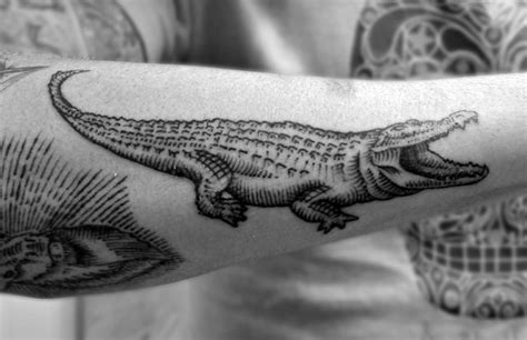 crocodile tattoo alligator tattoos designs ideas and meaning tattoos for you