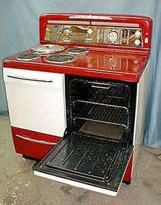 Decor Cooktop 1000 Images About Vintage Electric Stoves On Pinterest