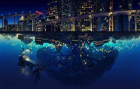 libro the river an epic 壁紙 2次元の幻想的な風景 夜景の画像part2 禿同ニュース速報 まとめサイト