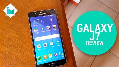 samsung galaxy j7 review en espa 241 ol