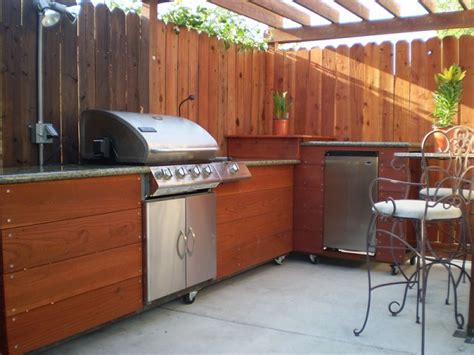 backyard bbq areas achieving great outdoor barbecue setups