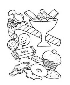 Yummy Ice Cream Popsicle Coloring Pages  Bulk Color sketch template