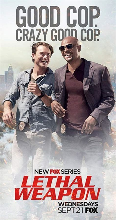 Lethal Weapon lethal weapon tv series 2016 imdb