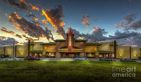 Cobb Theater Gift Cards - cobb theater photograph by marvin spates
