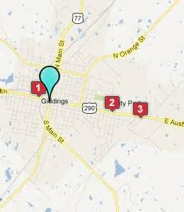 giddings map giddings hotels motels see all discounts