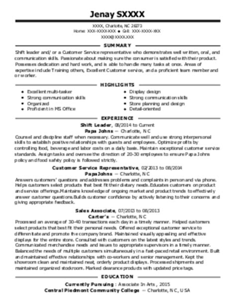 exle of cashier resume cage cashier resume contegri 28 images the downs