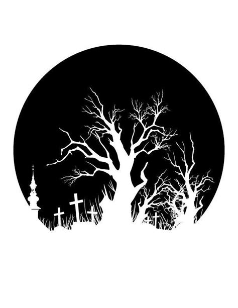 spooky tree pumpkin template animal stencils for pumpkin carving images