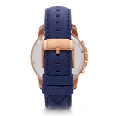 Jam Tangan Fossil Fs 4835 Fs4835 Original jam tangan fossil fs4835 grant chronograph navy original