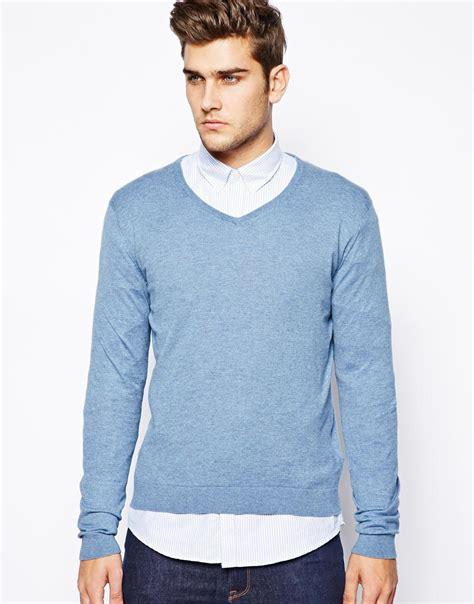 light blue sweater mens sky blue sweater mens sweater