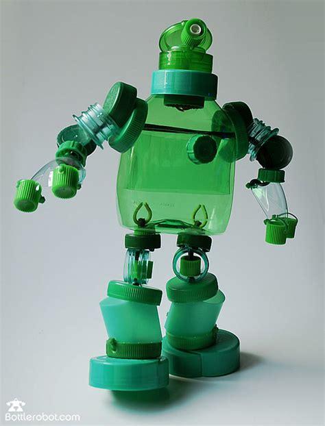 robots de trozos de botellas como hacerlos robots hechos con restos de botellas de pl 225 stic im 225 genes