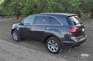 2013 Acura Mdx Review Review 2013 Acura Mdx Ebay Motors