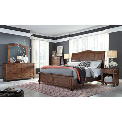 Bedroom Groups Aspenhome Oxford California King Bedroom Dunk
