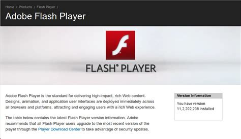 adobe flash player   bit linux