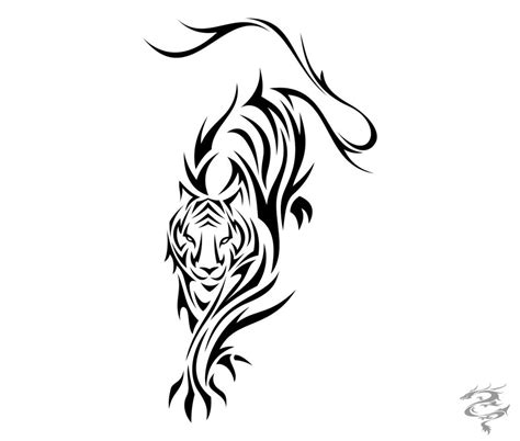 chinese zodiac tattoo designs tats on tribal tribal and