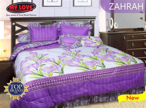 Sprei My Yara Edition mylove bed covers yara edition koleksi distributor