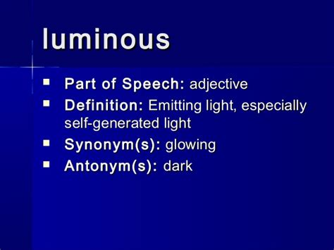 Bring To Light Synonym by Lotf Vocab Set2 Notes