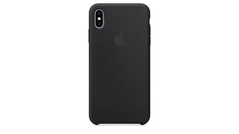 buy apple iphone xs max silicone case black harvey