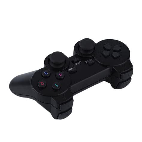 Joystick Usb Wireless 2x 2 4g usb wireless dual vibration gamepad controller joystick for pc laptop e0 ebay