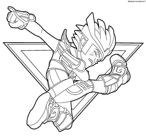 imagenes de sad para colorear dibujos de personajes de desaf 237 o chions sendokai para