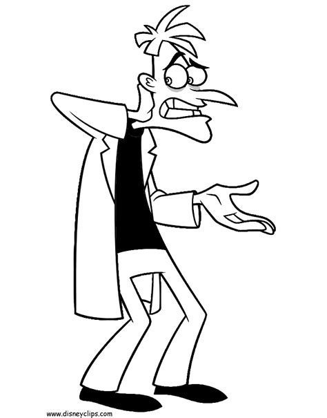 pictures to coloring book phineas and ferb coloring pages 3 disney coloring book