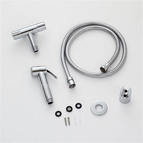 Cheap Bidet by Cheap Bidet Faucet With Thick Angle Valve And Spray Gun