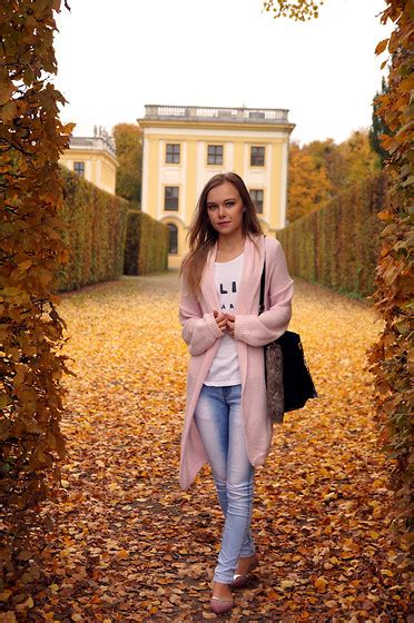 Nn Casual k ak nn bag nn cardigan zara boots autumn casual lookbook