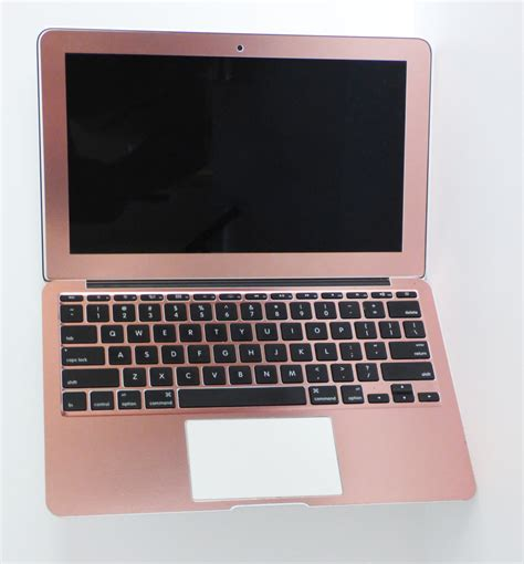 Apple Macbook Mmgm2 Rosegold platinum edition gold chrome hybrid for apple macbook air 11 13 macbook pro