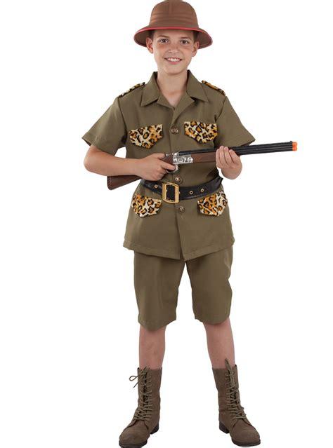 Disney Frozen Wall Stickers boys safari hunter costume