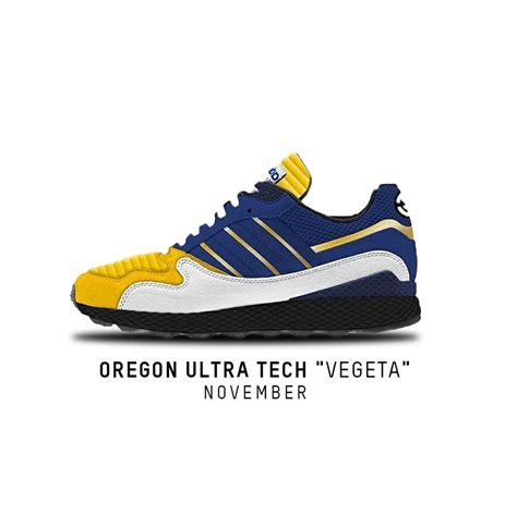 adidas oregon ultra tech quot vegeta quot november 2018 fashion 2018 in 2019 adidas fashion 2018