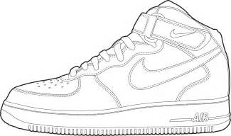 Sneaker Template by Best Photos Of Nike Shoe Design Templates Blank Sneaker