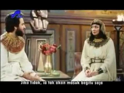 film nabi yusuf part 2 film nabi yusuf as zulaikha vs yusuf 1 youtube