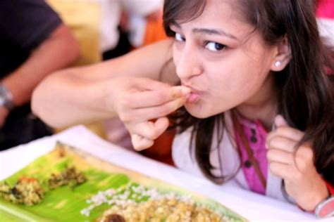 won t eat his food but will eat treats why do indians eat with their by foodquest ifood tv