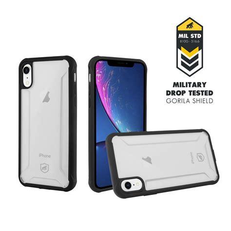capa hybrid para iphone xr gorila shield capas para celular pel 237 culas cabos gorila shield