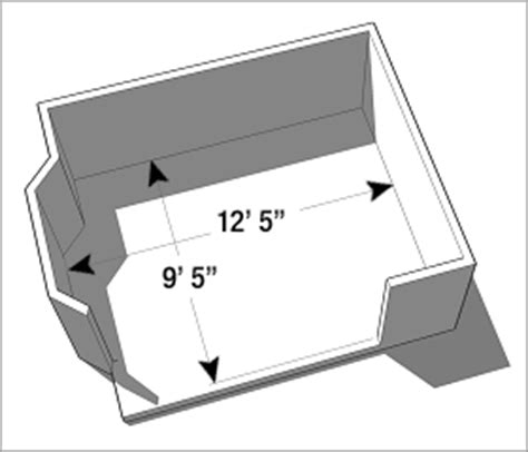 how to measure square of a room what is the correct way to measure the square footage of your home trulia voices