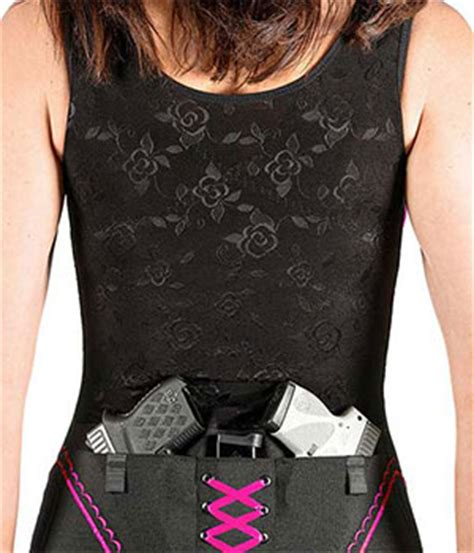ccw concealed carry corset review can can concealment hip huggers garters corsets sport